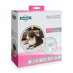 Staywell 500 Infra Red Cat Flap - White